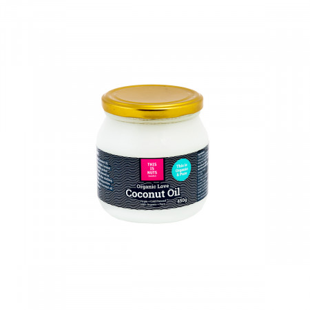 Organic Love Coconut Oil - 450g