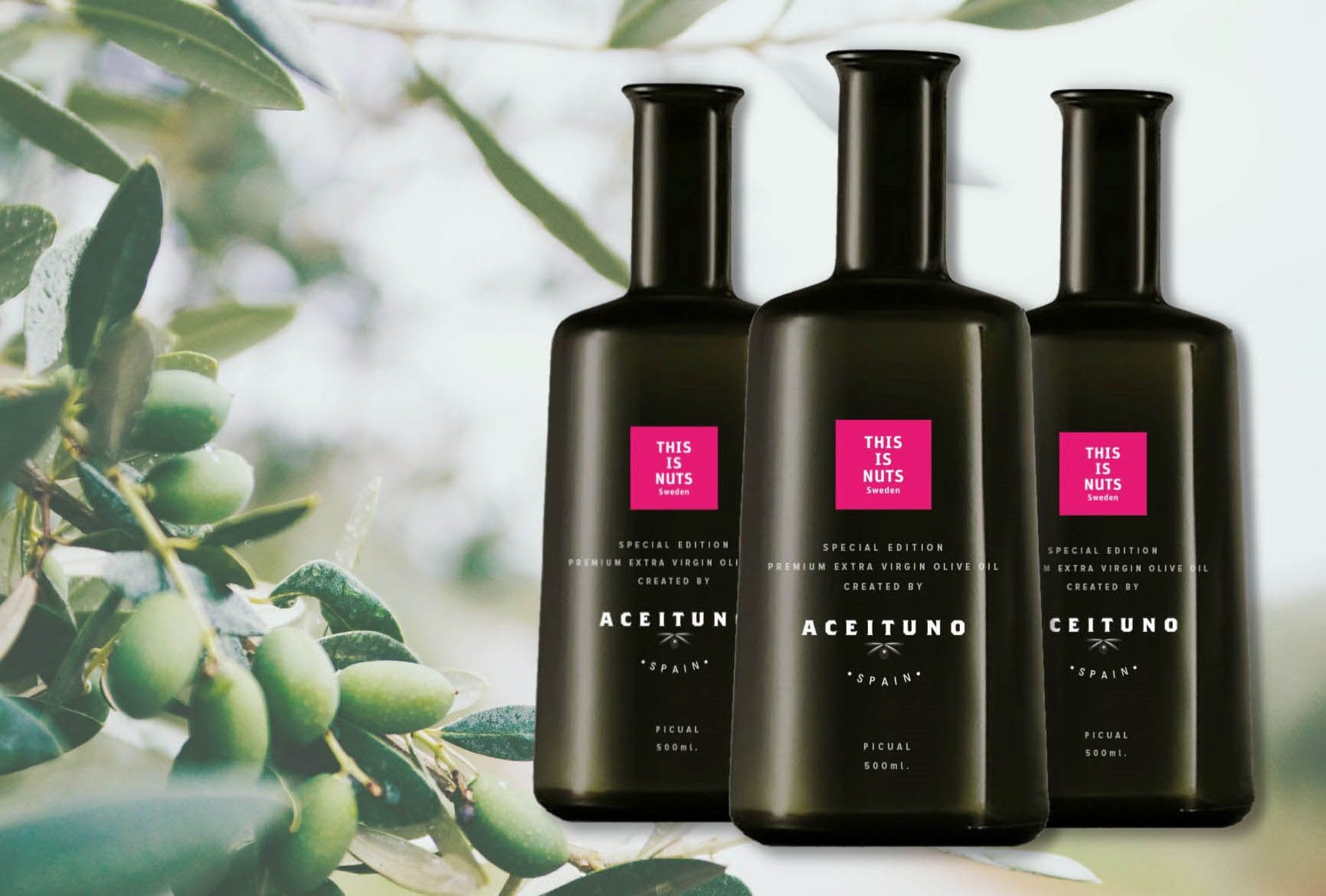 This Is Nuts is challening the olive oil industry with a new oil in the premium segment.