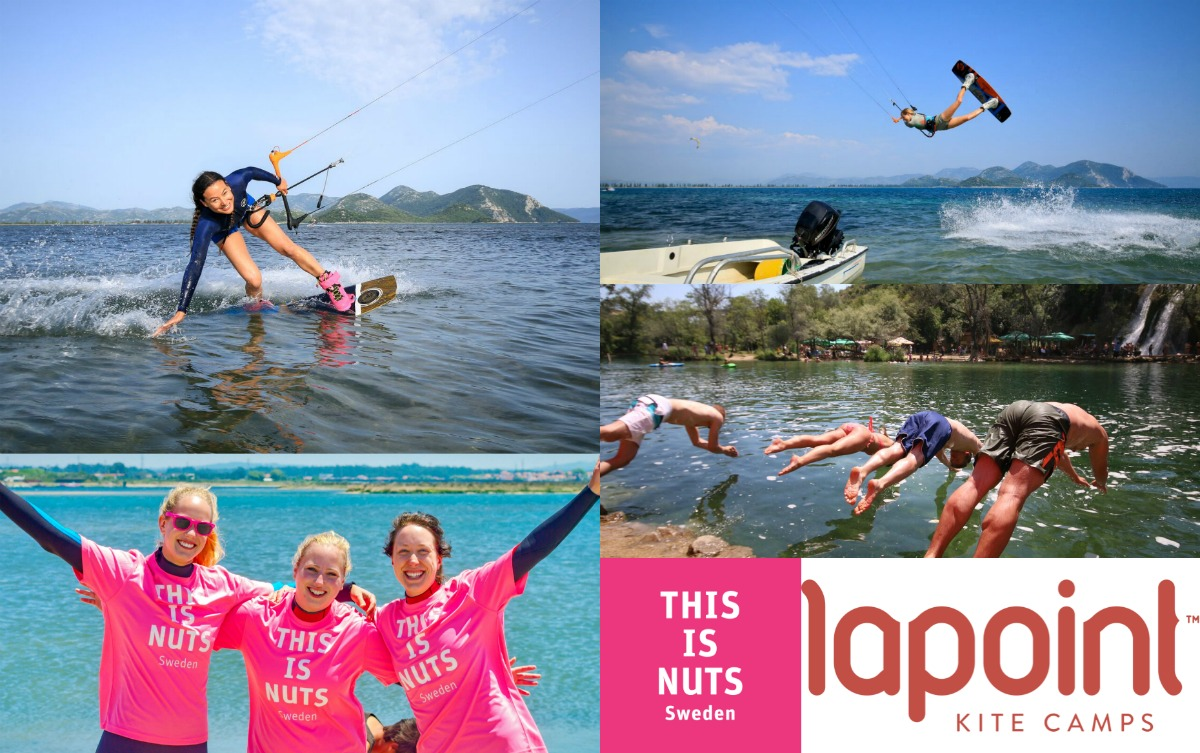 Win an action-filled week at a kite surf camp with This Is Nuts and Lapoint!